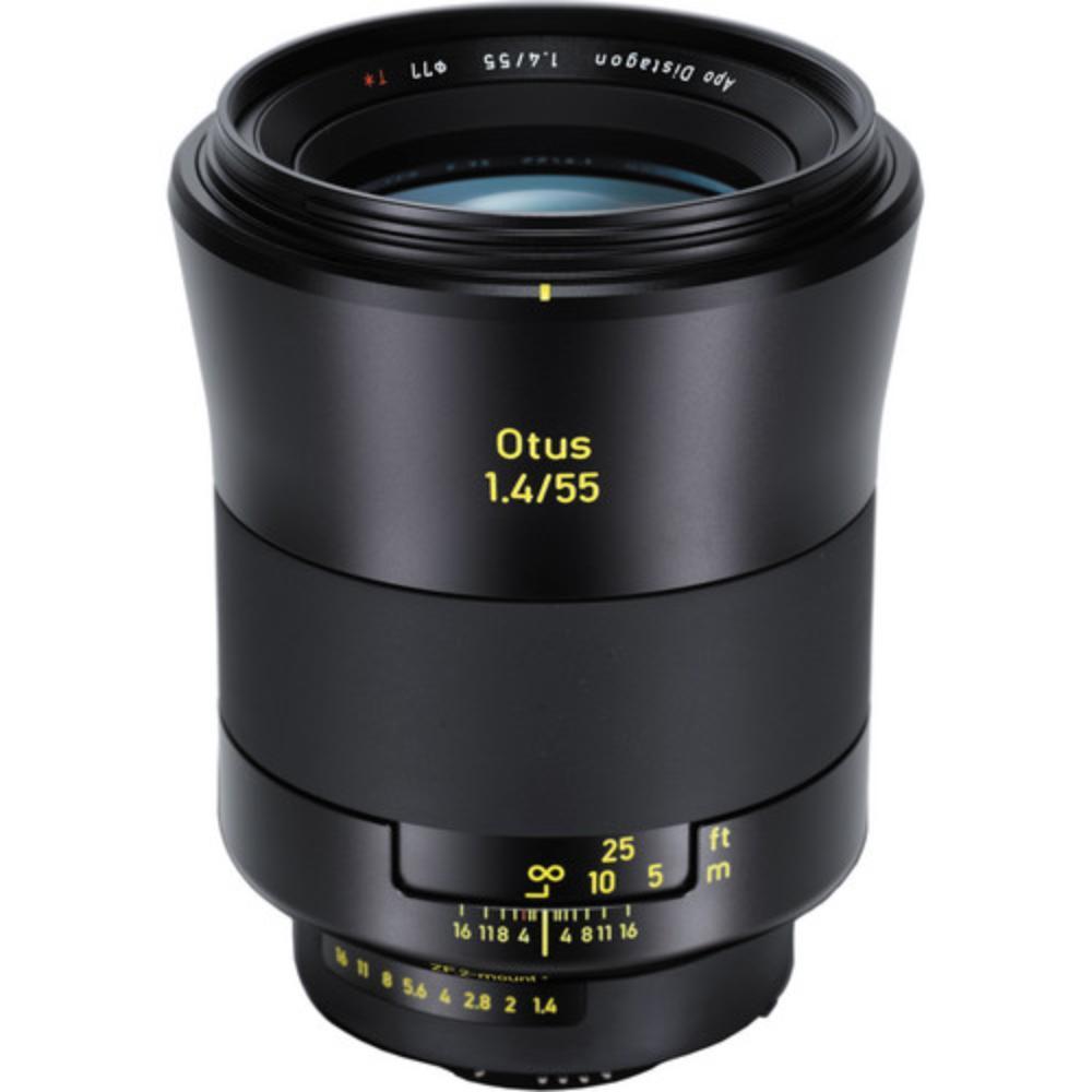 zeiss 55mm f 1 4 otus distagon t lens for nikon