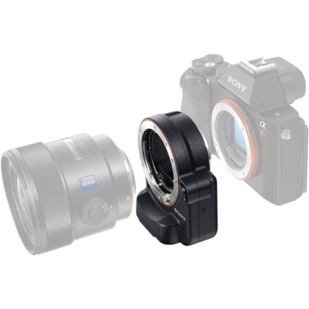 La Ea4 Sony A Mount Lens To E Mount Camera Adapter With