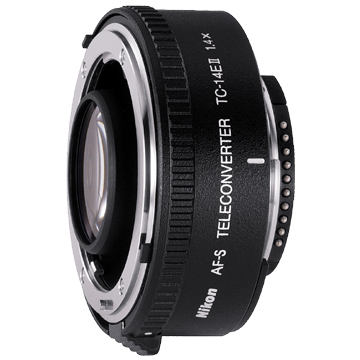 Nikon TC-14E II 1.4x Teleconverter