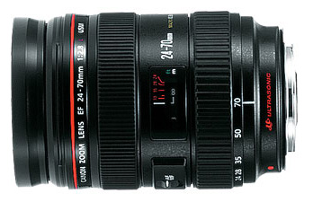 Canon EF 24-70mm f/2.8L USM