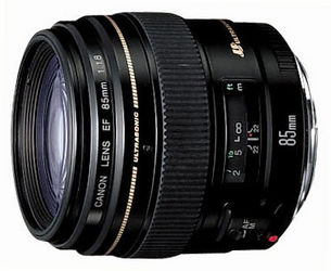 Canon EF 85mm f/1.8 USM