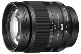 Sony 135mm f/2.8 STF Manual Focus