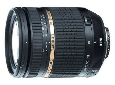Tamron AF 18-270mm f/3.5-6.3 Di-II VC LD AF (IF) Macro for Canon