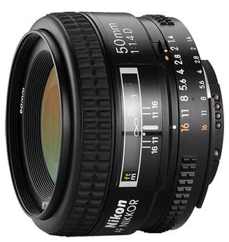 Nikon 50mm f/1.4D AF