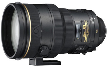 Nikon 200mm f/2G AF-S ED VR II