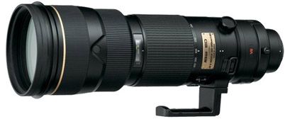 Nikon 200-400mm f/4G AF-S VR IF-ED