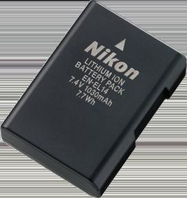 Extra EN-EL14 Battery
