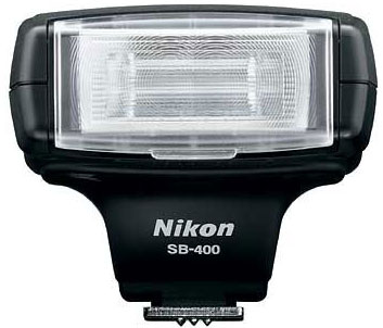 Nikon SB-400 Speedlight