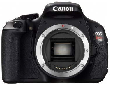 Canon EOS Rebel T3i Digital SLR