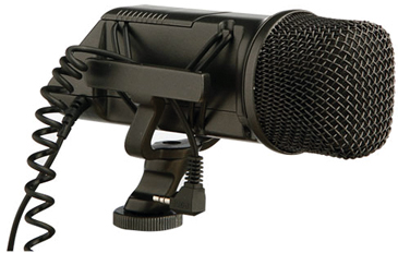 Rode Stereo VideoMic Hotshoe Microphone 