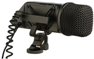 Rode Stereo VideoMic Hotshoe Microphone