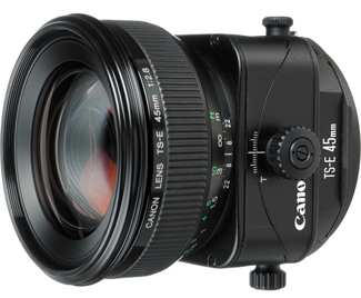 Canon TS-E 45mm f/2.8 Tilt-Shift
