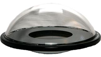AquaTech LP-3 Port for Fisheye/Wide Angle Lenses