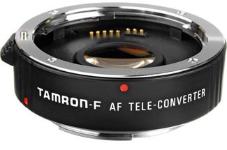 Tamron 1.4x AF Teleconverter for Canon EF Mount