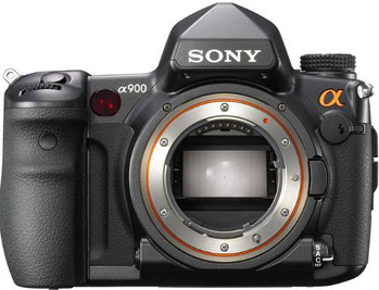 Sony Alpha A900 Digital SLR
