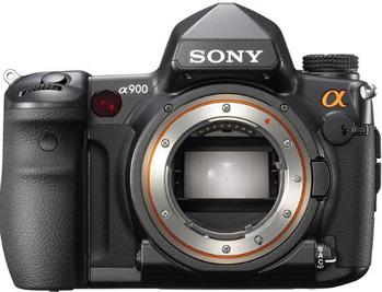 Sony Alpha A900 Digital SLR