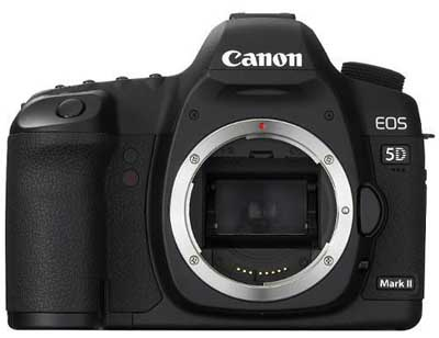Canon EOS 5D Mark II Digital SLR
