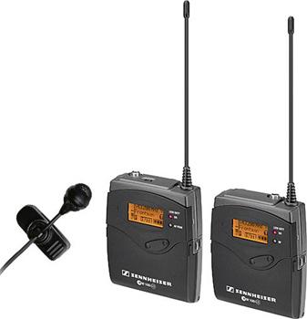 Sennheiser EW122-p G3 Hotshoe Wireless Lavalier Mic