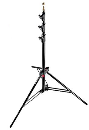 Manfrotto 1004BAC-3 QSS Air Cushioned Light Stand 12'