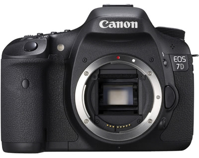 Canon EOS 7D Digital SLR