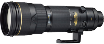 Nikon 200-400mm f/4G AF-S IF-ED VR II