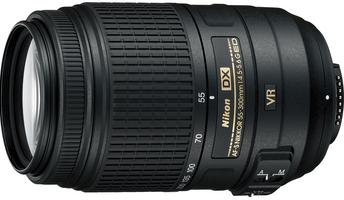Nikon AF-S NIKKOR 55-300mm f/4.5-5.6G ED VR