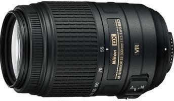 Nikon AF-S NIKKOR 55-300mm f/4.5-5.6G ED VR