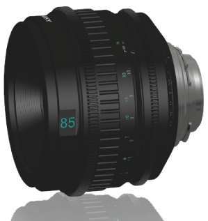 Sony Prime 85mm T2.0 PL Lens