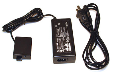 AC Adapter for Canon XSI/T1I