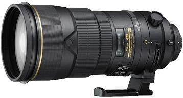 Nikon 300mm f/2.8G AF-S IF-ED VR II