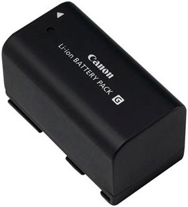 """Extra Battery for Marshall V-LCD70XP-HDMI 7"""" LCD Field Monitor"""