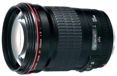 Canon EF 135mm f/2L USM