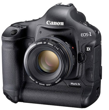 Canon EOS 1D Mark IV Digital SLR
