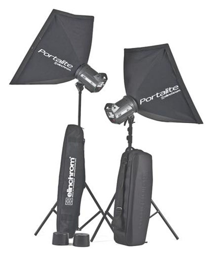 Elinchrom BX-Ri 2 - 500Ws Monolight Kit