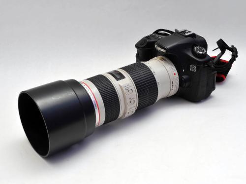 Canon EF 70 200mm f 4 L IS USM Lens