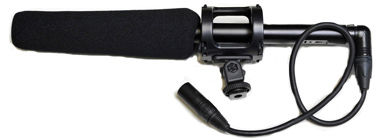 Sennheiser ME66 Super-Cardioid Shotgun Condenser Microphone Kit