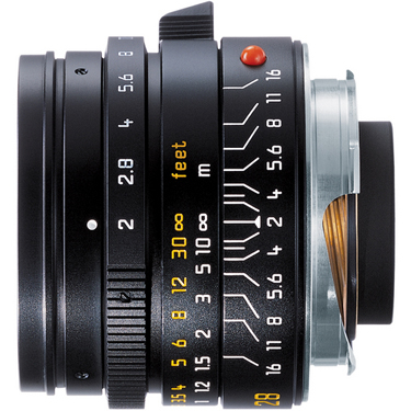 Leica Wide Angle 28mm f/2 Summicron-M Aspherical