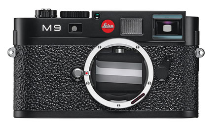 Leica M9 Rangefinder Digital Camera Body