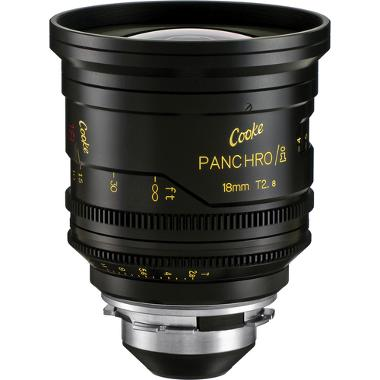 Cooke Panchro 18mm Prime PL Mount Lens