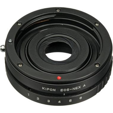 Bower EOS to Sony NEX E-mount Lens Adapter