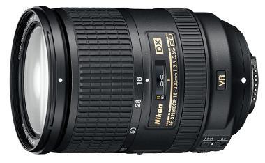 Nikon 18-300mm f/3.5-5.6G AF-S ED DX VR