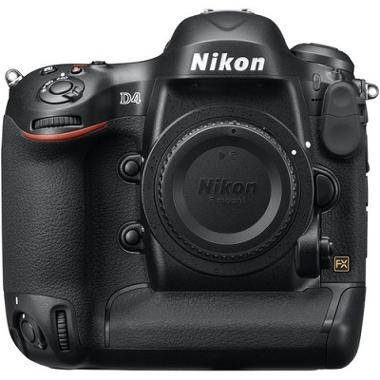 Nikon D4 Digital SLR