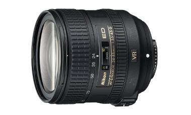 Nikon 24-85mm f/3.5-4.5G AF-S ED VR