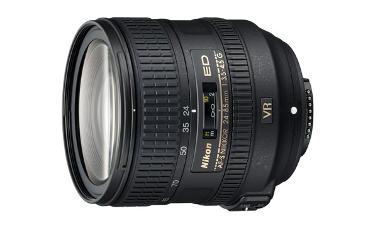 Nikon 24-85mm f/3.5-4.5G AF-S ED VR