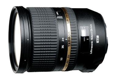 Tamron SP 24-70mm f/2.8 Di VC USD Canon