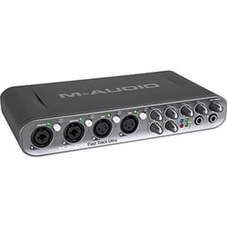 M-Audio Fast Track Ultra - USB 2.0 Recording Interface