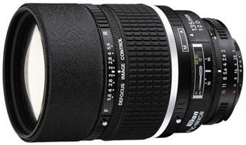 Nikon 135mm f/2D AF DC