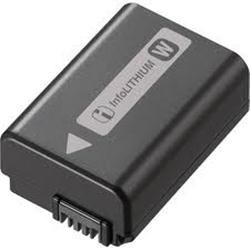 Extra Sony NP-FW50 Lithium-Ion Rechargeable Battery for A55/A35/NEX-5/7
