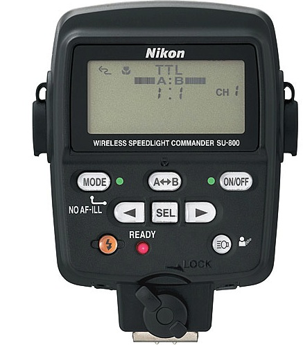 Nikon SU-800 Speedlight Commander