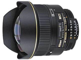 Nikon 14mm f/2.8 AF ED